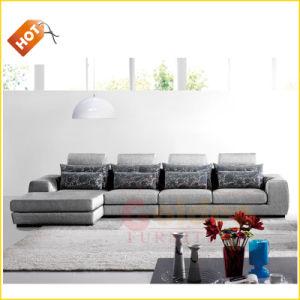 Elegant Style Fabric Sofa Set Pictures Emass Fabric Sofa pictures & photos