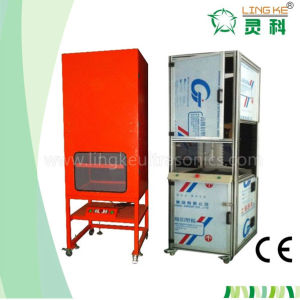 Ultrasonic Plastic Sealing Machine for cosmetic Tube Sealing pictures & photos