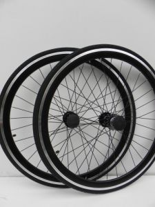 700c Fix Gear Bike Hot Sale CNC Wheel Sets pictures & photos