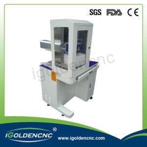 High Precision 20W 30W Metal Fiber Laser Marking Machine pictures & photos
