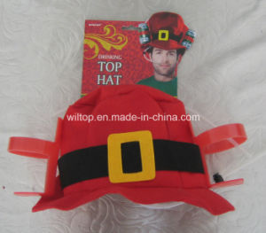 Assorted Holiday Drinking Top Hats (PM071) pictures & photos
