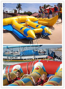 High Quality Inflatable Water Motor Boat for Speed Water Game pictures & photos