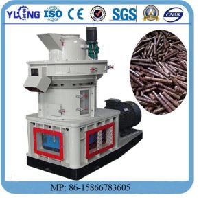 Xgj560 1.5-2.5t/H Horizontal High Efficient Sawdust Pellet Press pictures & photos