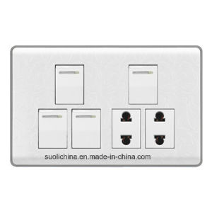 Pk2 Series Wall Switch Pk2-26 pictures & photos