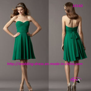 Sweetheart Nice Pure Fresh Bridesmaids Dress pictures & photos