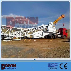 60 Cbm/Hr Concrete Mixing Plant with Horizontal Master Mixer on Sale pictures & photos