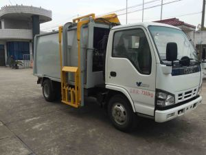 Garbage Truck Md5070zlj pictures & photos