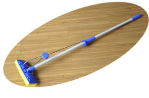 New Design Hot-Selling Butterfly Sponge Mop (YYM-38P) pictures & photos