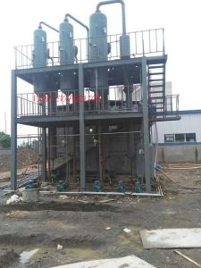 Chemical Industry Wastewater Treatment Evaporator
