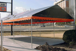 PVC Coated Awning Fabric (XB-A004)