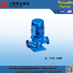 Sanlian Brand SL-Type Single-Stage Single-Suction Vertical Centrifugal Pump pictures & photos