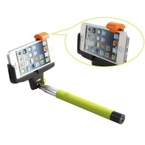 New Model Bluetooth Selfie Stick for Gift