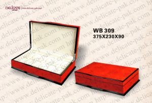 Wooden Watch Box (WB-309)