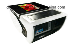 32inch Mulit Function Conference Built-in Speaker System Computer Capacitive Touch Screen Table pictures & photos