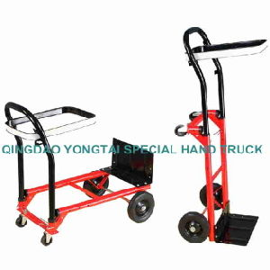 Foldable Hand Trolley pictures & photos
