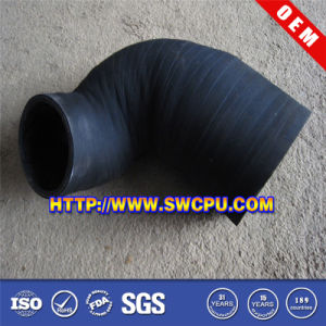 Custom Cloth Surface Multipurpose Rubber Air Hose / Elbow Joint Hose pictures & photos