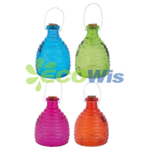 Decorative Glass Bee and Wasp Trap pictures & photos