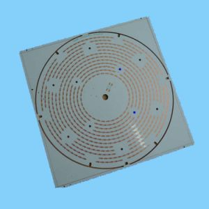 Aluminum PCB Manufacturer for Automotive Lighting (HYY-046) pictures & photos