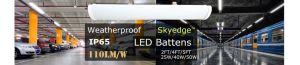 IP65 25W 2FT Waterproof Elegant Long Life LED Batten pictures & photos