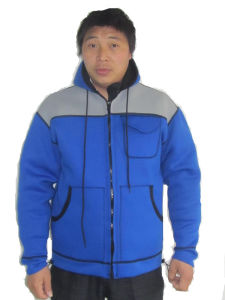 Soft and Waterproof Neoprene Fishing Jacket pictures & photos