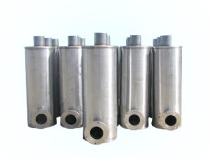 Polishing Stainless Steel Catalytic Muffler Use for Tail-Gas Purification pictures & photos