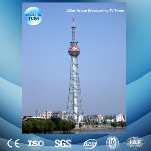 China High Quality TV&Broadcast Tower, Pipe Steel, Angle Steel pictures & photos