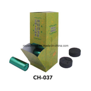 Wholesale Charcoal Factory Hookah Shisha Quick Light Charcoal Three King Charcoal pictures & photos