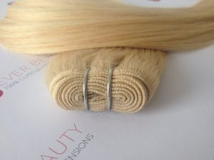 Top Quality 8A Double Drawn Brazilian Remy Human Hair Weft pictures & photos