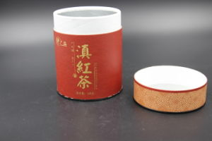 Round Box for Tea Packaging pictures & photos