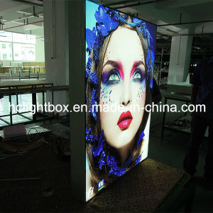 Frameless LED Sign Board Light Box pictures & photos