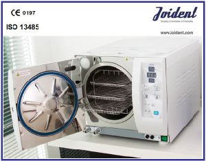 12L Table Sterilizer Autoclave with Italy Ulka Pump