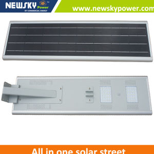 High Quality 50W Solar LED Street Light Price pictures & photos