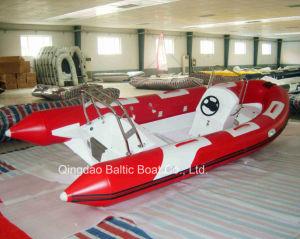 5.2m Rigid Fiberglass Deck Boats 520 for Sale