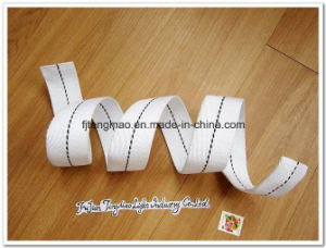 """1"""" Withe Cotton Webbing pictures & photos"""