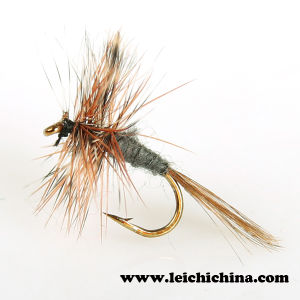 Wholesale Dry Fly Fishing Flies Adams pictures & photos
