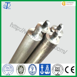 Magnesium Metal Rod Anode Sacrificial Anode for Bolier