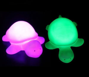4033-Egg Shape LED Small Night Light pictures & photos