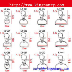 Metal Clasp/Spring Clasp/Swivel Clasp/Dog Hook/Handbag Hook/Alloy Hook pictures & photos