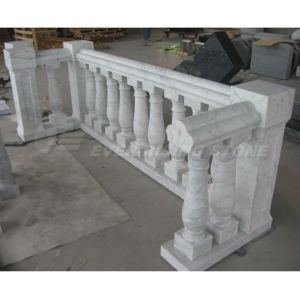 Cararra White Marble Balusters, Balustrades