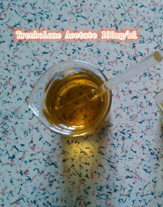 Liquid Injectable Steroids Trenbolone Acetate 100mg/Ml pictures & photos
