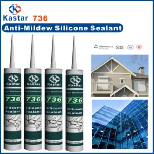 High Performance Neutral Multipurpose Silicone Sealant (Kastar736) pictures & photos