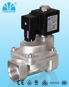 Stainless Steel Solenoid Valve Normally Open