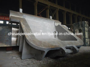 Steel Casting Cement Coal Mill Roller Cover