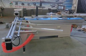 Wood Cutting Machine CNC Sliding Table Saw with Ce pictures & photos