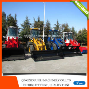 Zl16 Mini Front Loader with Ce and Rops Certification pictures & photos