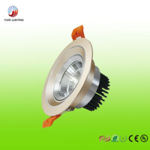 5-30W COB LED Downlight with SAA CE UL RoHS