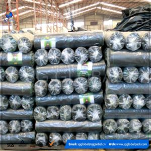 90GSM Black PP Fabric for Garden Weed Control pictures & photos