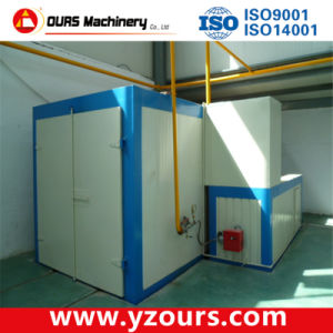 Colorful Paint Spraying Machine with Best Configuration pictures & photos