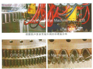 Large Girth Gear for Cement Rotary Kiln pictures & photos