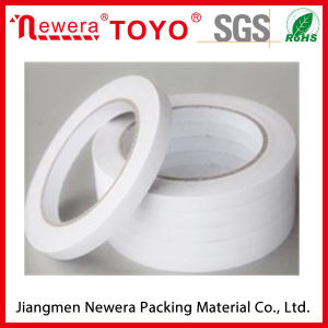High Quality White Tissue Paper Waterproof Foam Double Side Tape for Wholesale (NE-DST-022S) pictures & photos